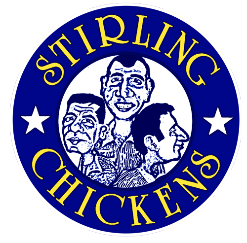 Stirling Chickens Logo